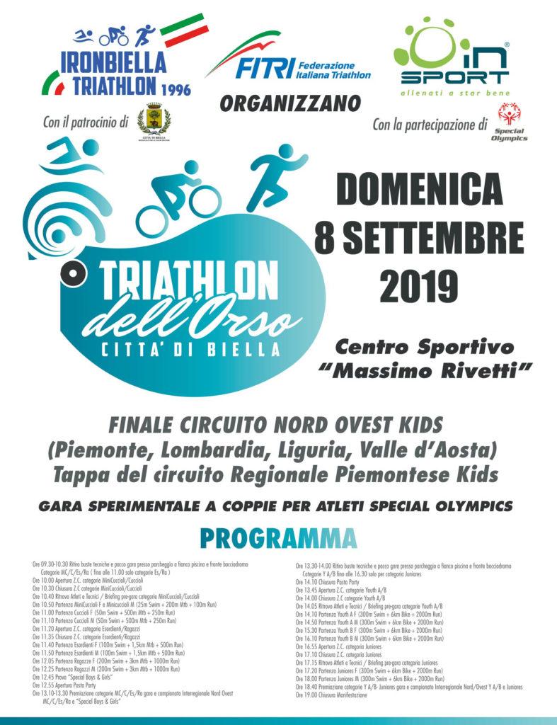 Fitri Calendario Gare.Save The Date Ironbiella Triathlon
